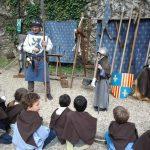 Compagnons Philippiens- Classe découverte Moyen Age