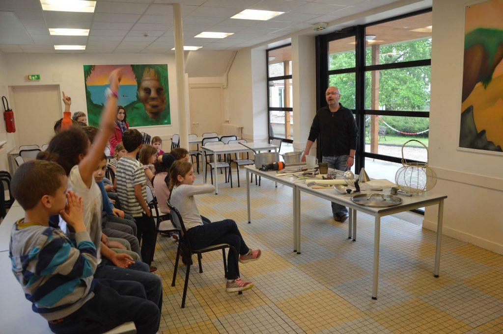 Cours pédagogique- Classe découverte Petits-Chefs