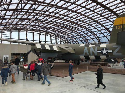 Musée Seconde Guerre - Classes découvertes Seconde Guerre Mondiale