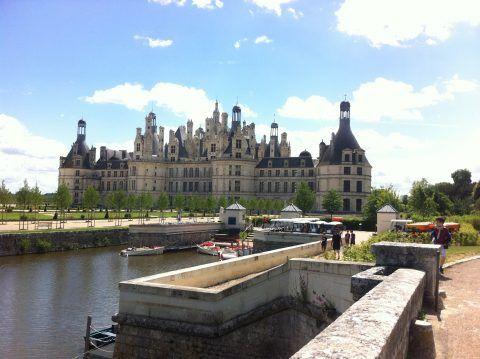 Château de Chambord - Classe découverte Châteaux de la Loire