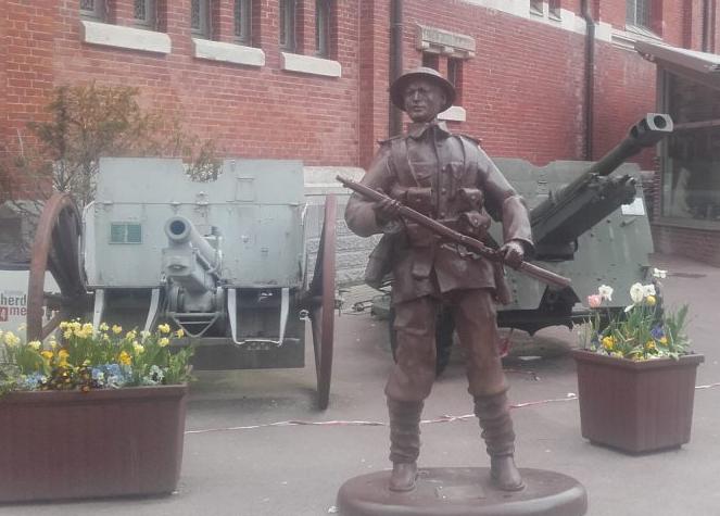 Musée de la Somme – Classe découverte Grande Guerre