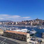 Vieux Port - Classe découverte Marseille