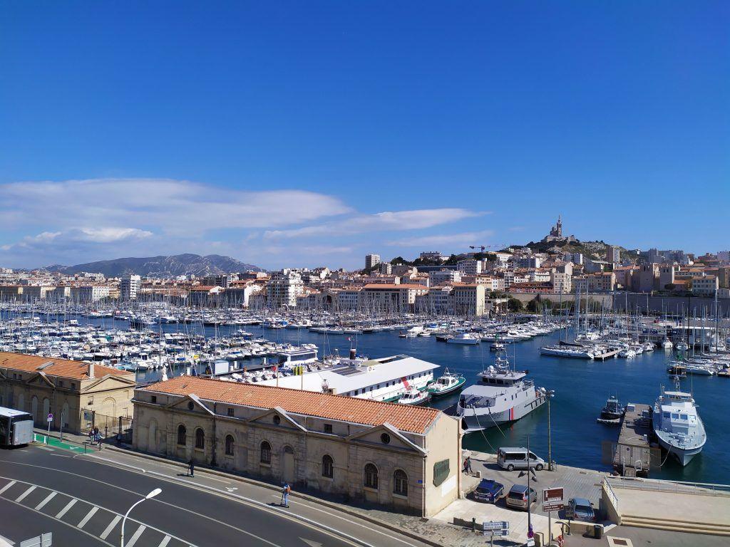 Vieux Port – Classe découverte Marseille