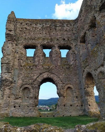 Janus - Classe découverte Gallo Romaine