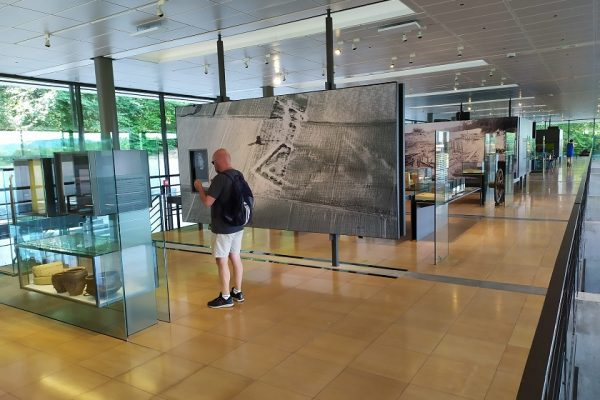 Musée Bibracte - Classe découverte Gallo Romaine